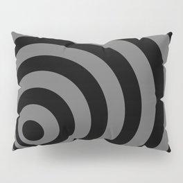 Eccentric Circles Pillow Sham