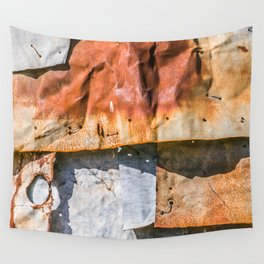Waste not want not Wall Tapestry