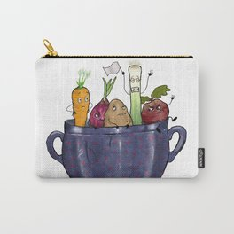 Vegetable Soup Carry-All Pouch
