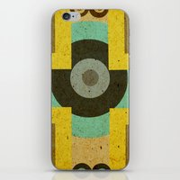 antique iPhone & iPod Skins featuring antique by simay