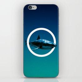 Shark. iPhone Skin