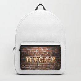 Hygge -  Brick Backpack