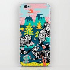 Otters iPhone Skin