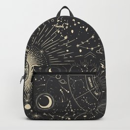 Mystic patterns Backpack