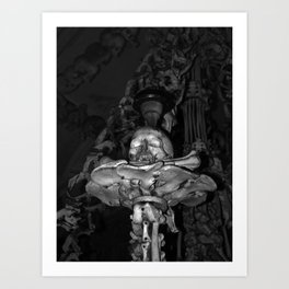 Sedlec II Art Print
