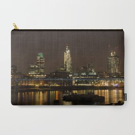 London by Night Carry-All Pouch