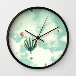 Ohwell! Above Wall Clock