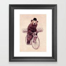 Barnabus (option) Framed Art Print