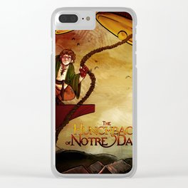 Hunchback Clear iPhone Case