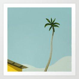 Caribe Art Print