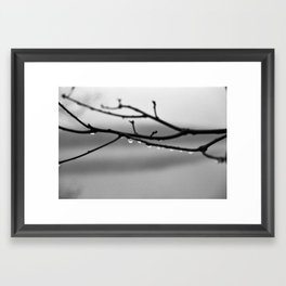 A Whisper No. 02 Framed Art Print