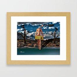 Interpretation of Dreams Framed Art Print
