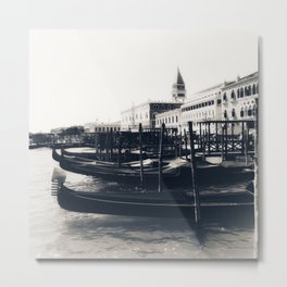 The Wonder of Venice Metal Print