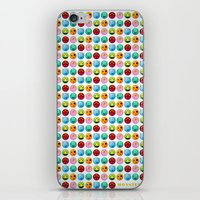 monster inc iPhone & iPod Skins featuring Monster POP! by Caribu