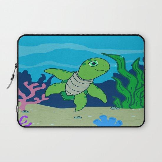 Sea Turtle by floridasbluestangel