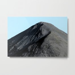 I ask for the mountains Metal Print