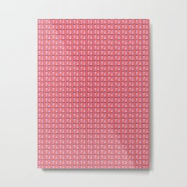 Watermelon Slices Metal Print