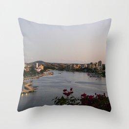 home (2016) Throw Pillow