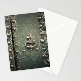 Doorknocker Stationery Cards
