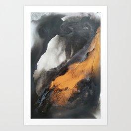 Organic Conception XIX Art Print