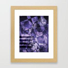 Jazz Café Framed Art Print