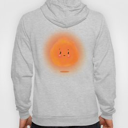 carrying a torch Hoody