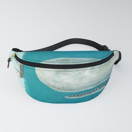 The Whale Fanny Pack
