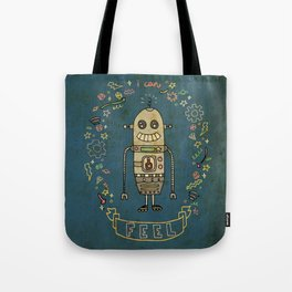 I Can Feel! Tote Bag