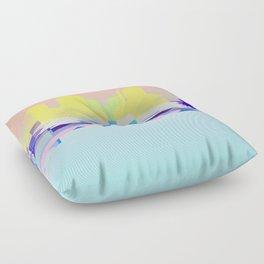 Summer City Floor Pillow