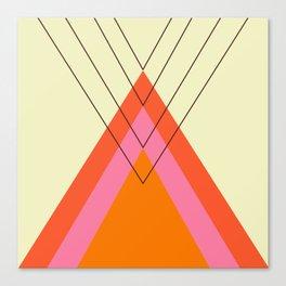 Iglu Sixties Canvas Print