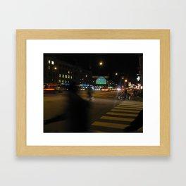 Copenhague Framed Art Print