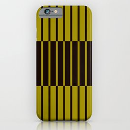 Quagga Zebras Play Piano Duet iPhone Case