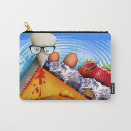 Crazy Cake Carry-All Pouch