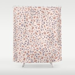 Terrazzo AFE_T2019_S12_2 Shower Curtain