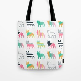French Bulldogs Tote Bag