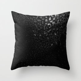 carbonated  Throw Pillow