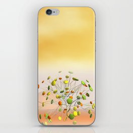 window curtain - candytree -3- iPhone Skin