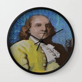 Ben Franklin Wall Clock