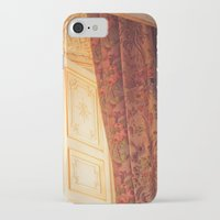 marie antoinette iPhone & iPod Cases featuring Antoinette by French Californian