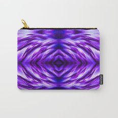 Cyber Monday   Purple Blue Night Carry-All Pouch