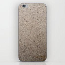Clay Sandstone iPhone Skin