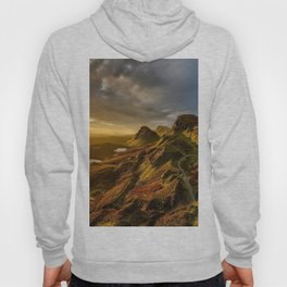 Scotland Landscape Mountains Hoody