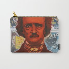 A Portait of Poe Carry-All Pouch