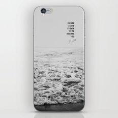 Tide iPhone Skin