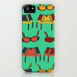 Dancing Around The House iPhone Case