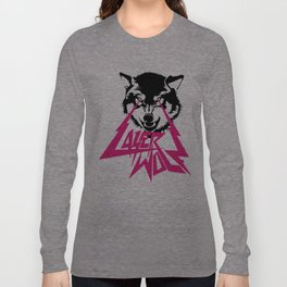 LASER WOLF Long Sleeve T-shirt