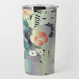 tropical mix Travel Mug
