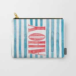 Ahoy Carry-All Pouch