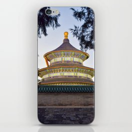 Temple of Heaven iPhone Skin