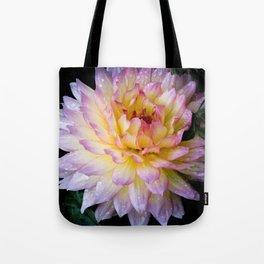 Dahlia Debutante Tote Bag